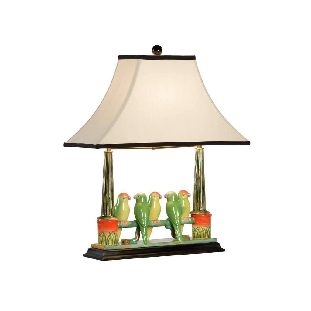Budgies Lamp