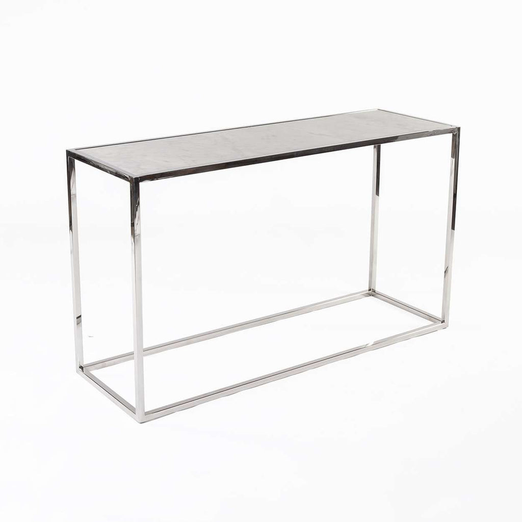 Modern Tynd Marble Sofa Table