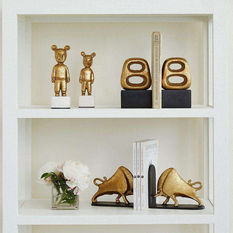 Bisoni Bookends