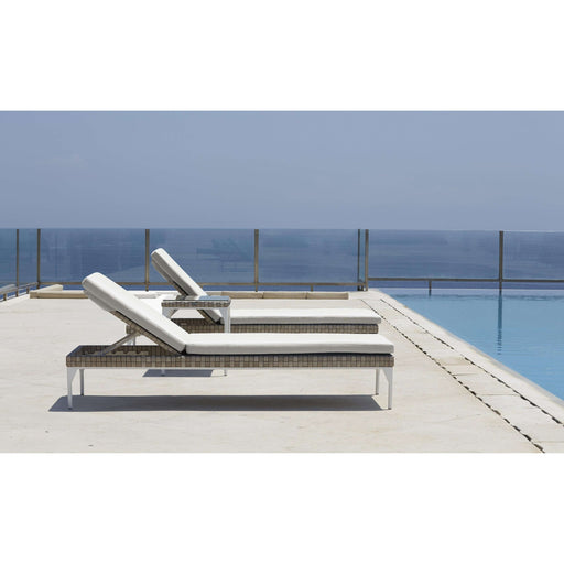 Brafta Chaise Lounger by Skyline Design