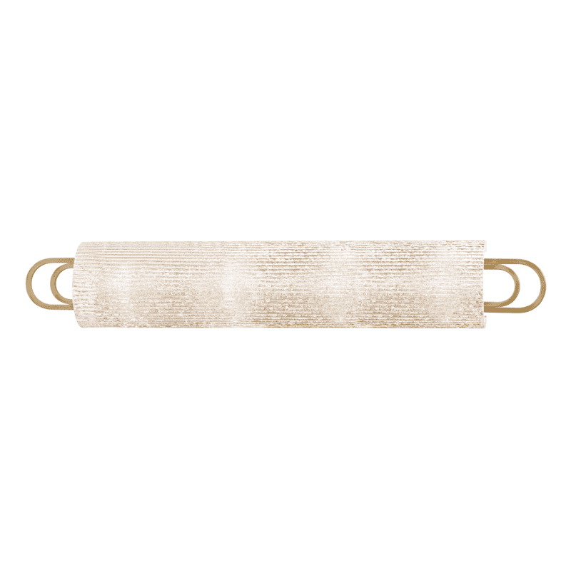 Buckley 4 Light Bath Bracket Aged Brass