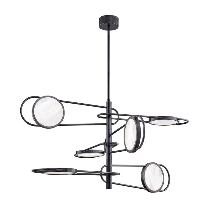Jervis Hexad Lamp Series Pendant