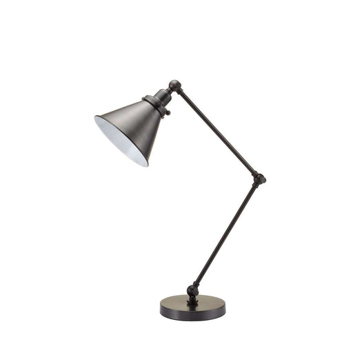 "24.5"" Adjustable Bronze Desk Lamp"