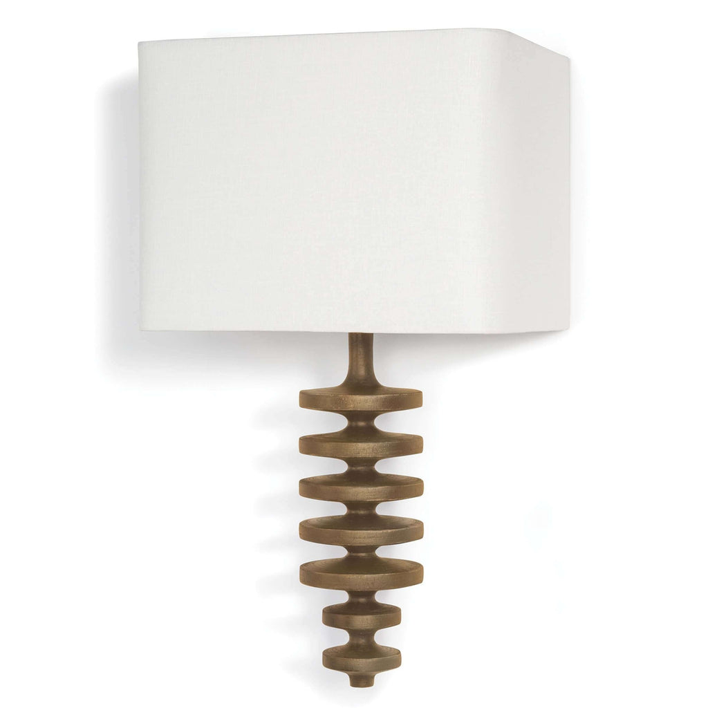 Fishbone Sconce (Natural)