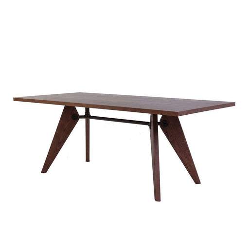 MidCentury Modern Dining Room Tables France Son - Mid mod dining table