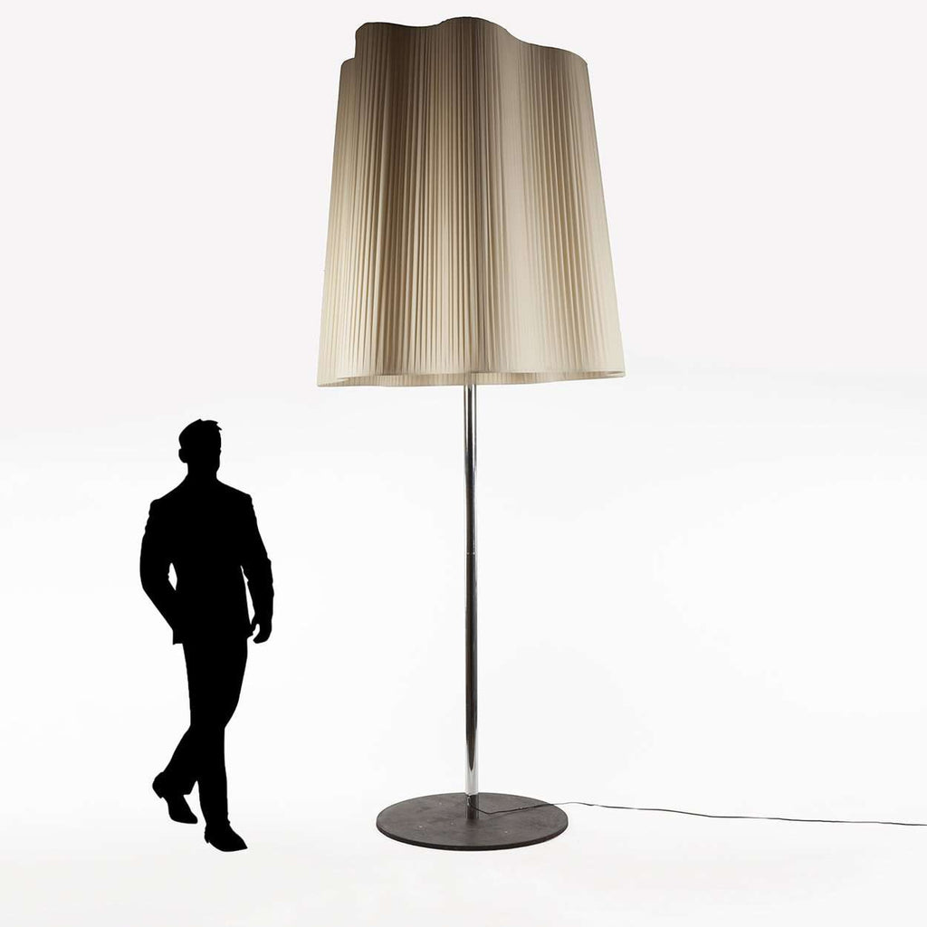 Huge Floor Lamp — France & Son
