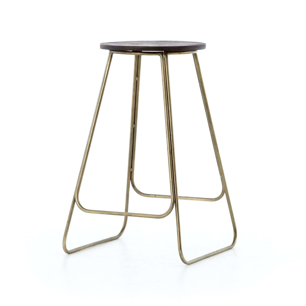 JOLIET BAR + COUNTER STOOL
