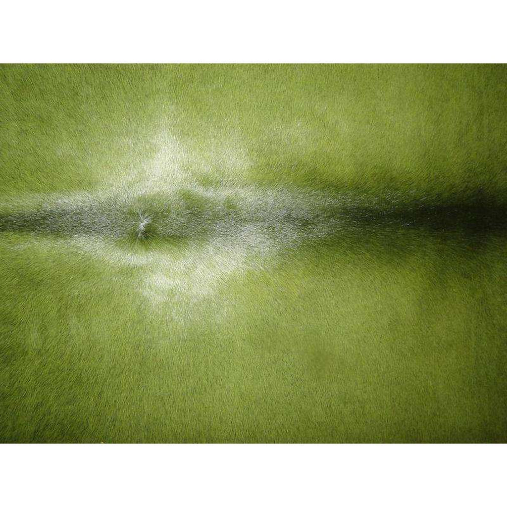 Green Dyed Cowhide_1