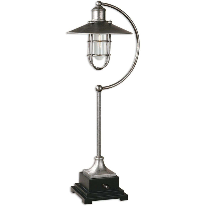 Uttermost Toledo Industrial Lamp