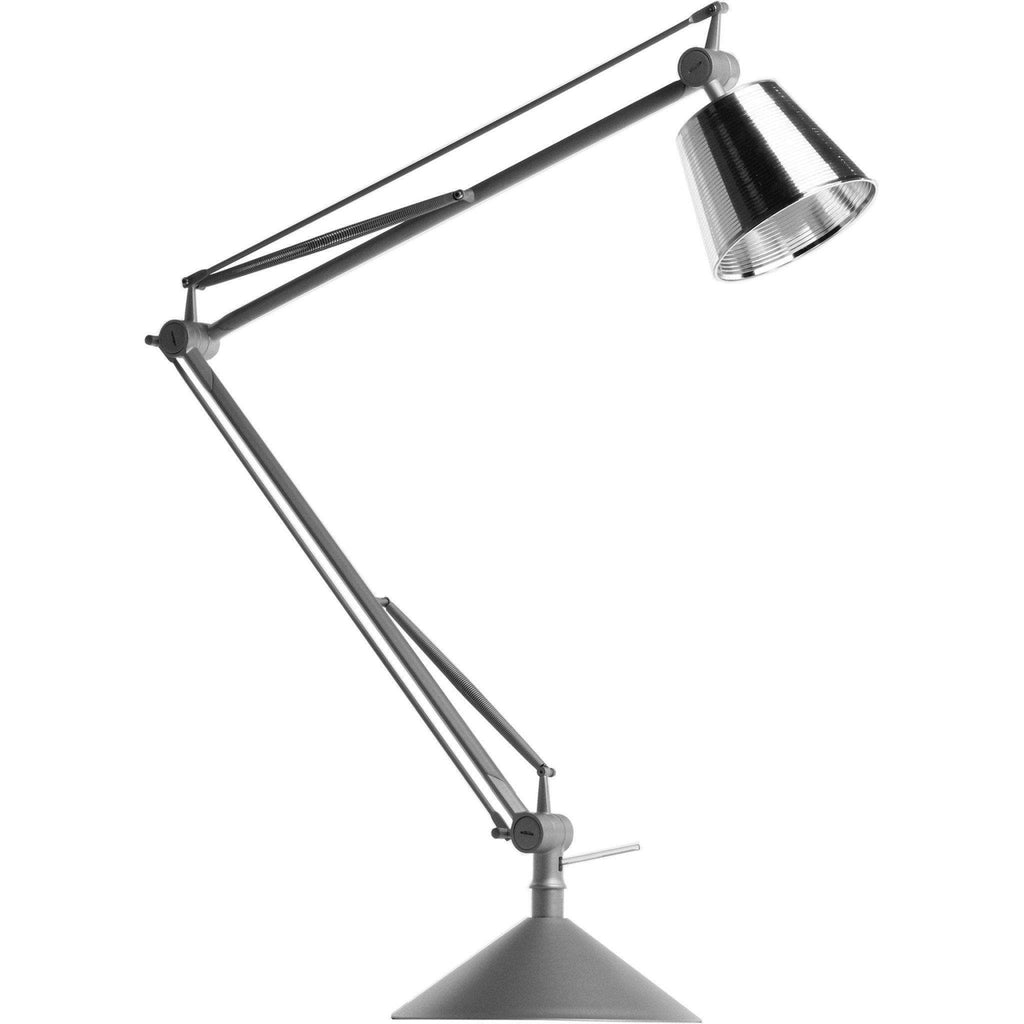 Mid-Century Modern Reproduction Archimoon K Table Lamp Inspired by Philippe Starck
