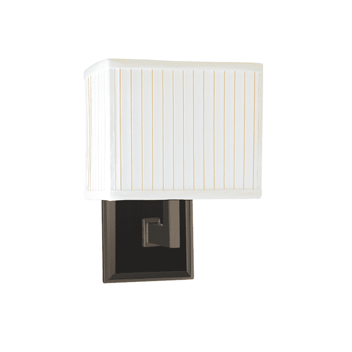 Waverly 1 Light Wall Sconce Old Bronze