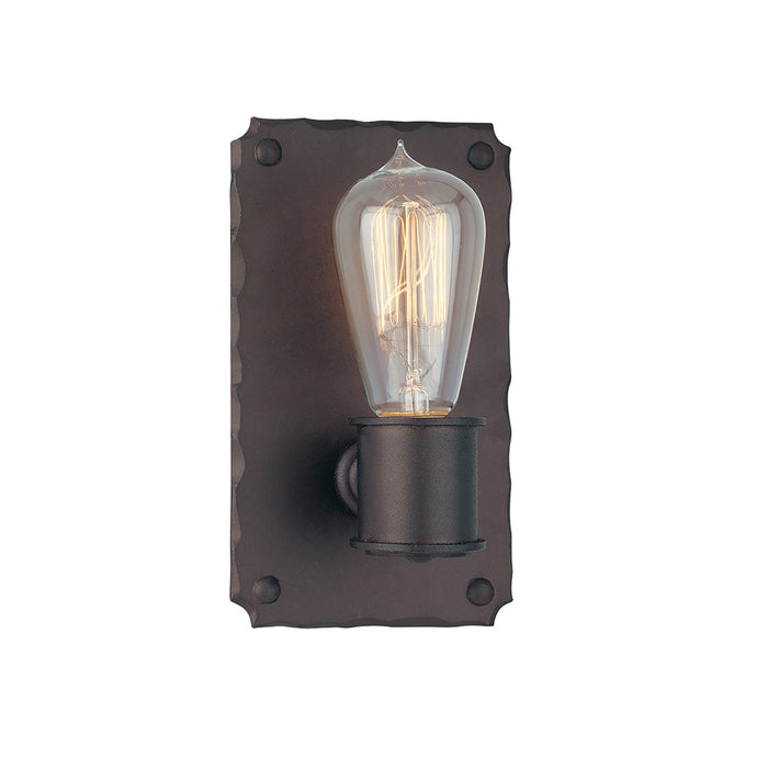 Jackson 1Lt Wall Sconce Copper Bronze