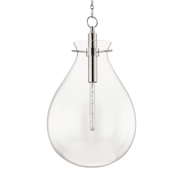 Ivy 1 Light Large Pendant By Becki Owens