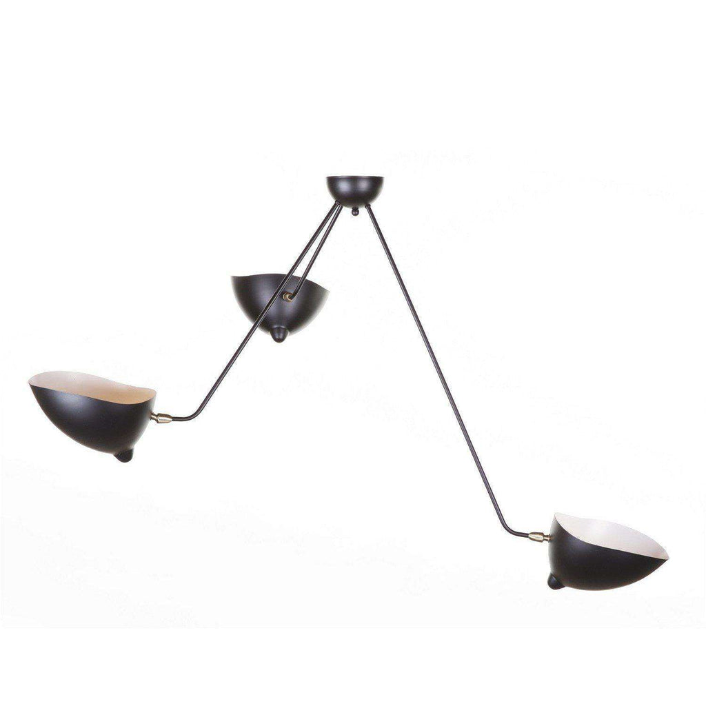 3 Arm Spider MCL-SP3 Ceiling Lamp