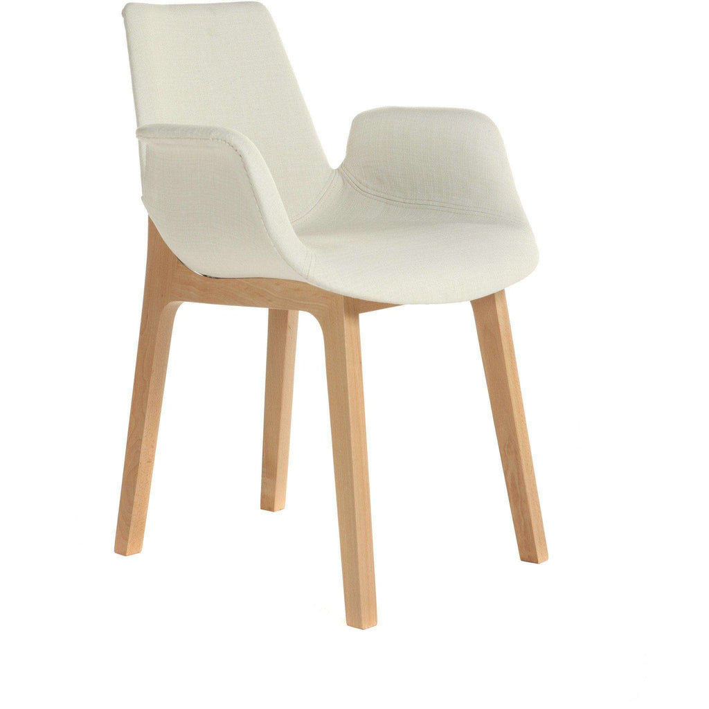 Ventura Chair - Upholstered - Beige  [new product]