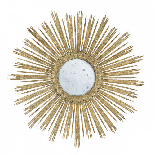 Irene Gold Mirror Large