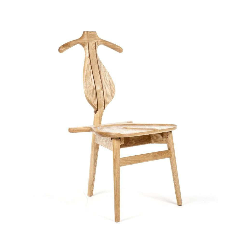 Mid-Century Modern Reproduction PP250 Valet Chair Inspired by Hans Wegner