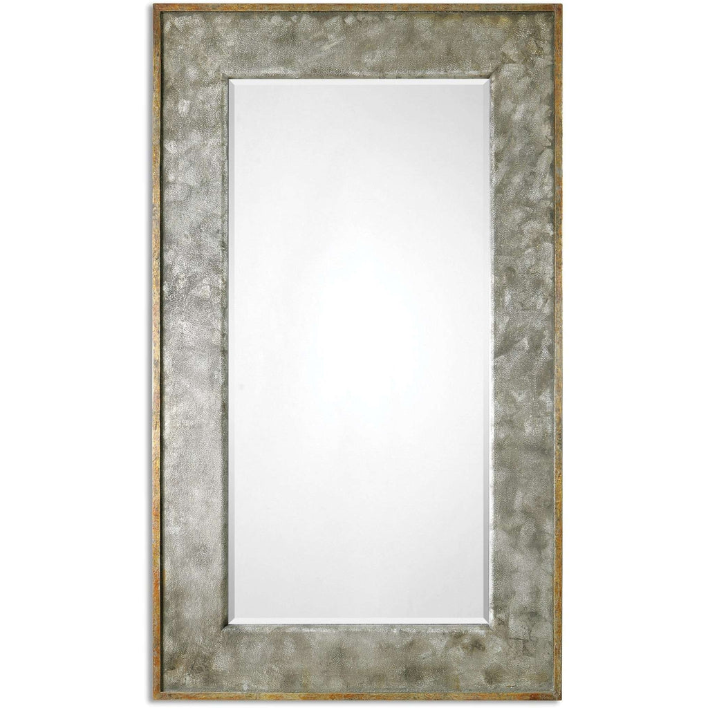 Uttermost Leron Distressed Bronze Mirror