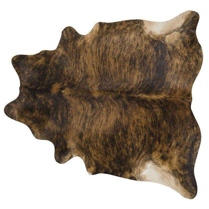 Brindle Medium L Cowhide