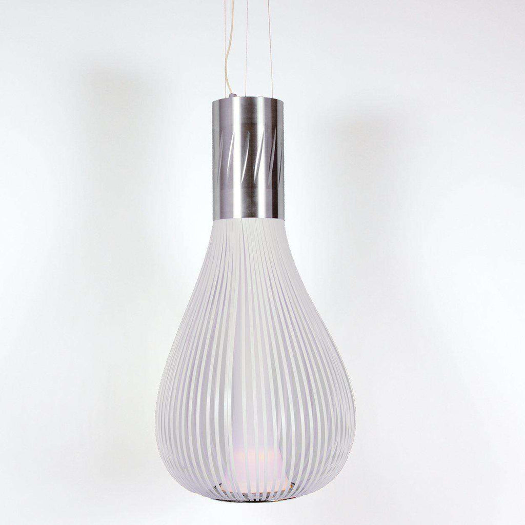 Mid-Century Modern Reproduction Chasen Suspension Lamp - White Inspired by Patricia Urquiola