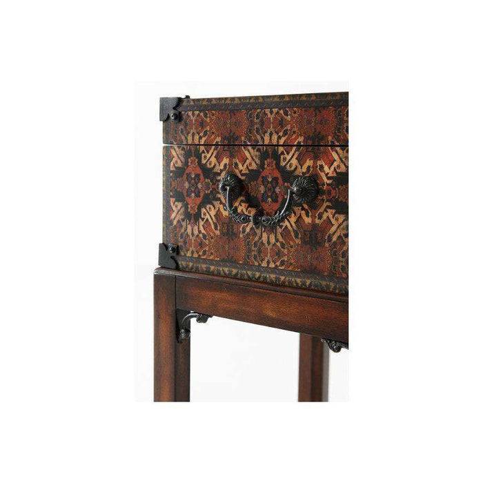 The Carpet Box Accent Table