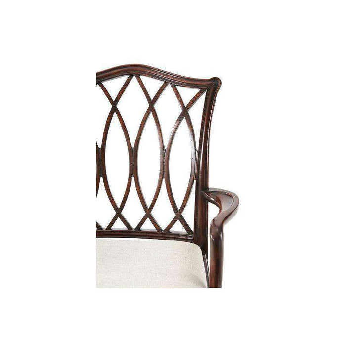 The Trellis Dining Armchair - Set of 2