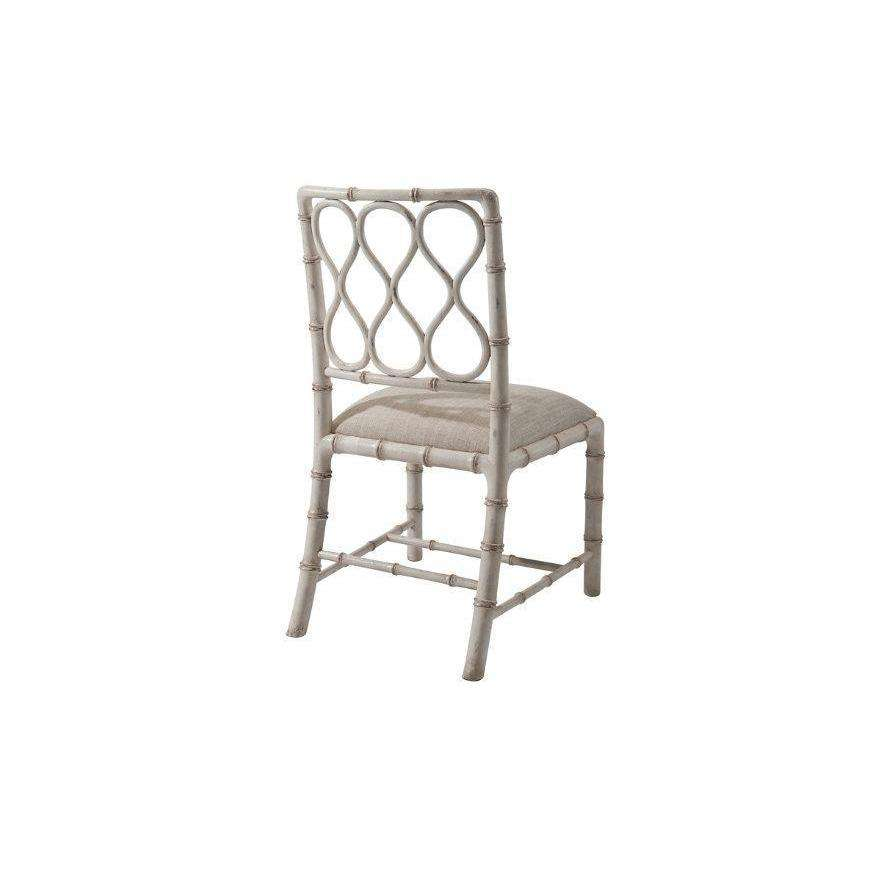 Cream Claydon Side Chair