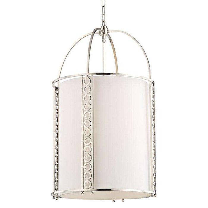 Infinity 8 Light Medium Pendant Polished Nickel