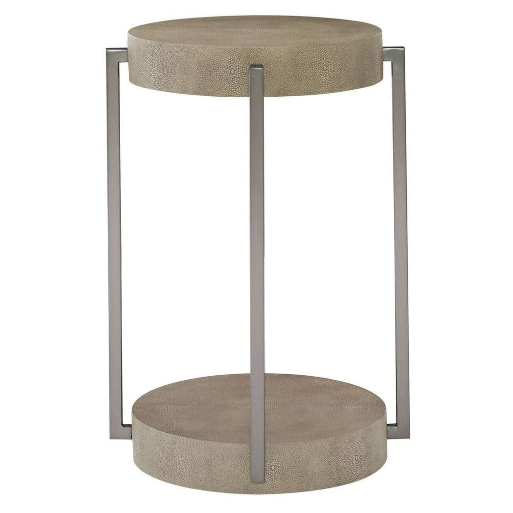 Electra Round End Table
