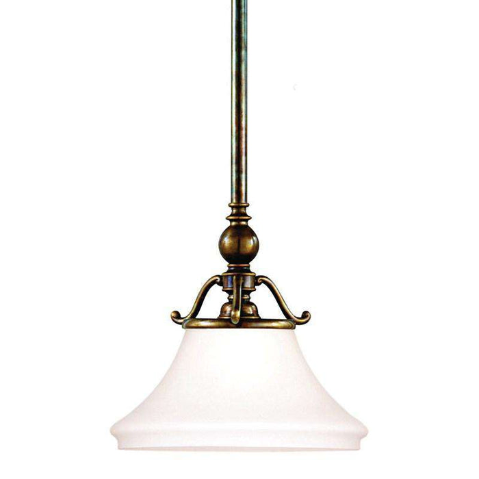 Orchard Park 1 Light Pendant Historic Bronze