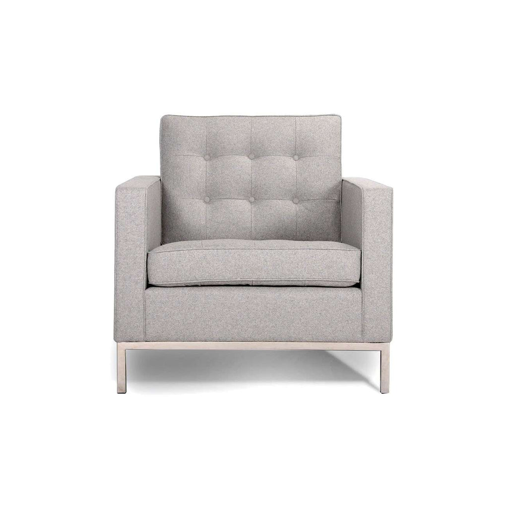 Brilliant Mid Century Modern Armchair Grey Free Local Shipping Only Ocoug Best Dining Table And Chair Ideas Images Ocougorg