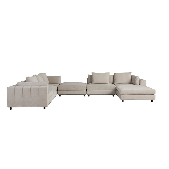 Nina Magon Collection - Andorra Sectional