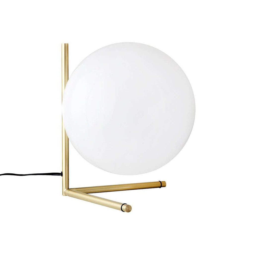 Captivating Brass Ball Table Lamp   Large [staff Pick]