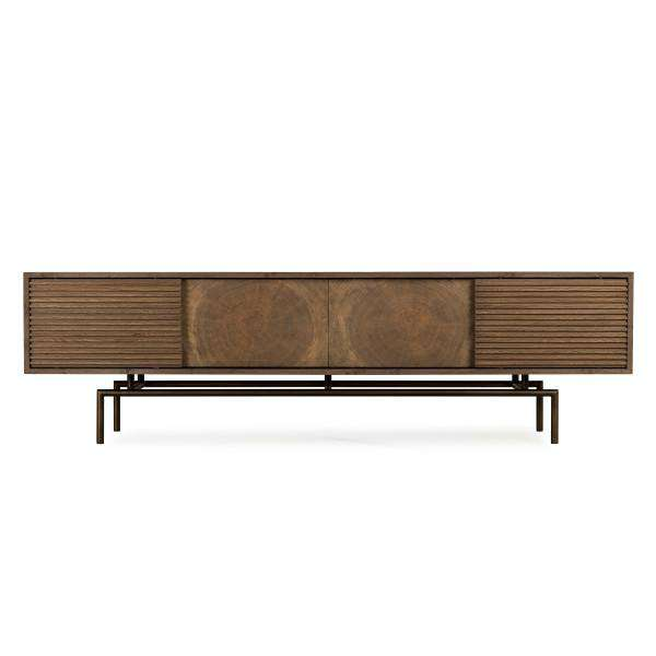 Blaine Media Console Table