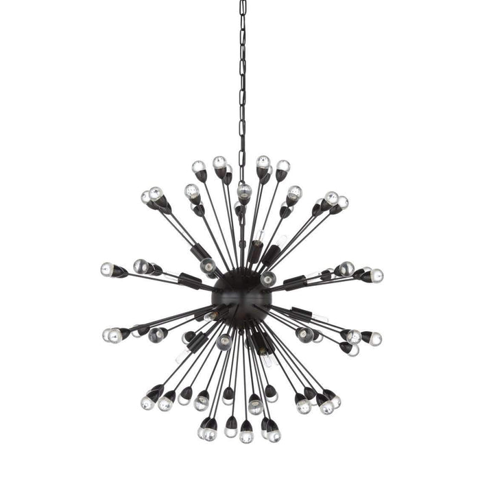 Saturn Chandelier - Black