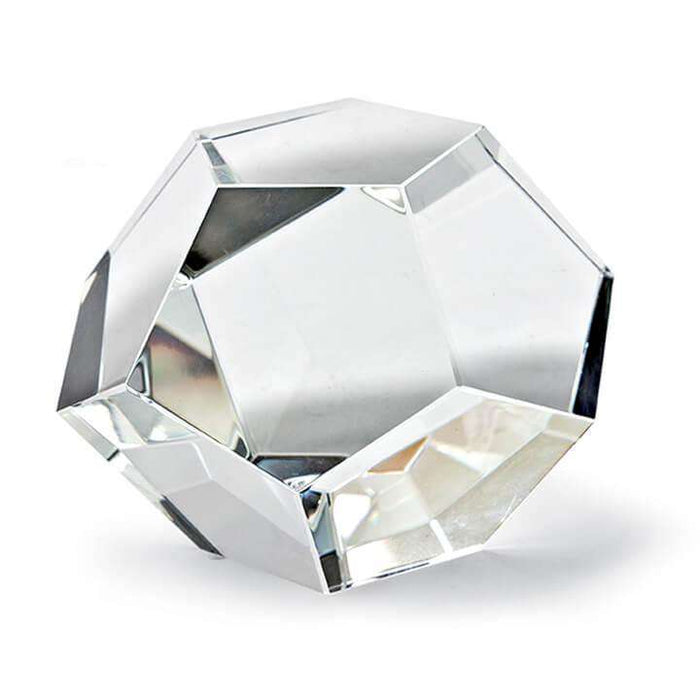 Crystal Dodecahedron Small
