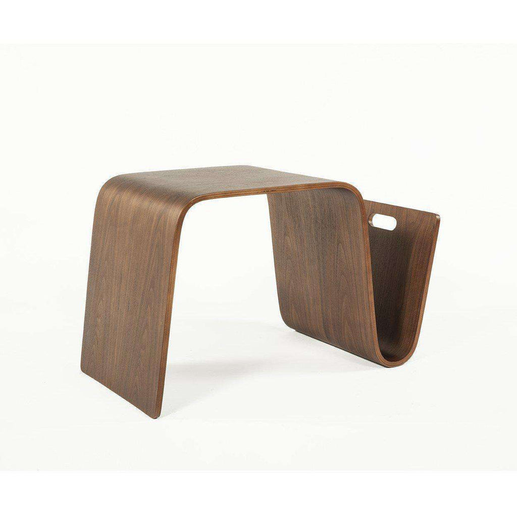Mid Century Modern Reproduction MAG Table   Side Table Inspired By Eric  Pfeiffer