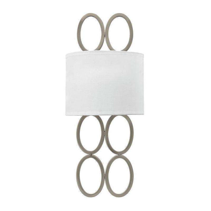 Jules Sconce Brushed Nickel*