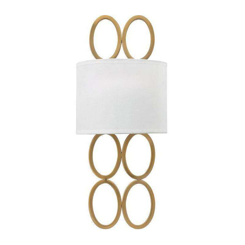 Jules Sconce Brushed Gold