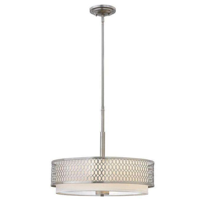 Jules Chandelier Brushed Nickel