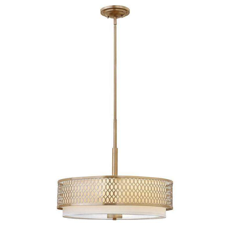 Jules Chandelier Brushed Gold