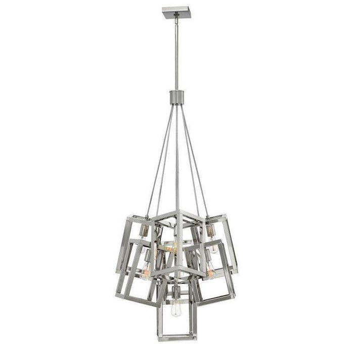 Foyer Ensemble Polished Nickel