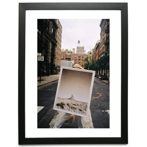 Man in New York - Limited Edition Framed Print