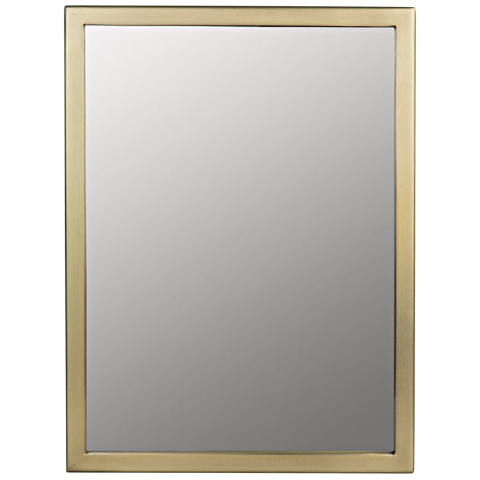 Small Logan Mirror