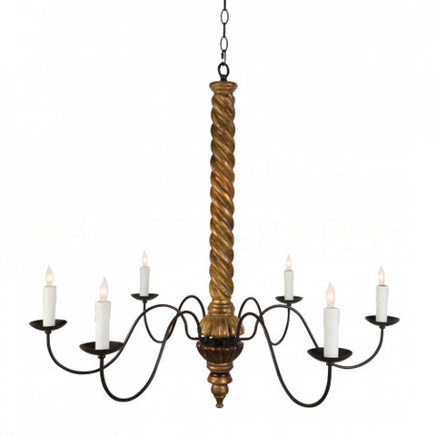 Salomon Large Chandelier