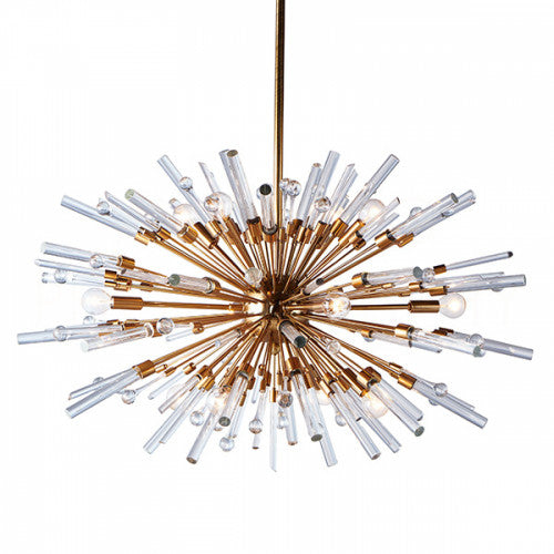 Galatea Star Small Chandelier