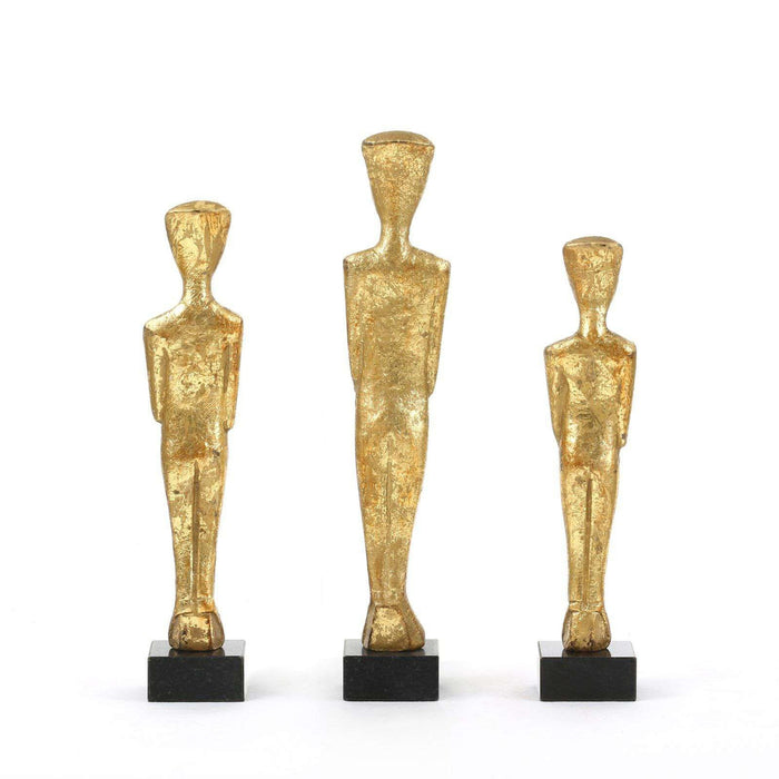 Lais Set of 3 Statues
