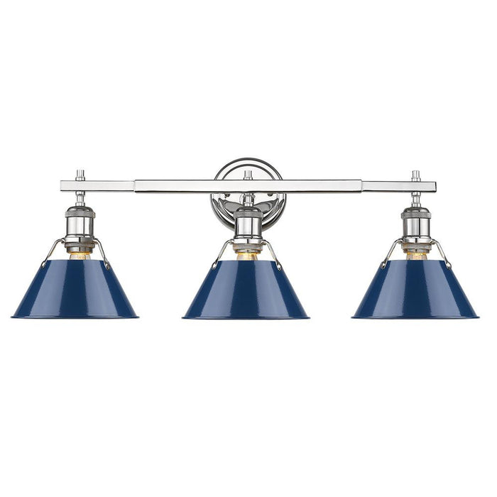 Orwell CH 3 Light Bath Vanity