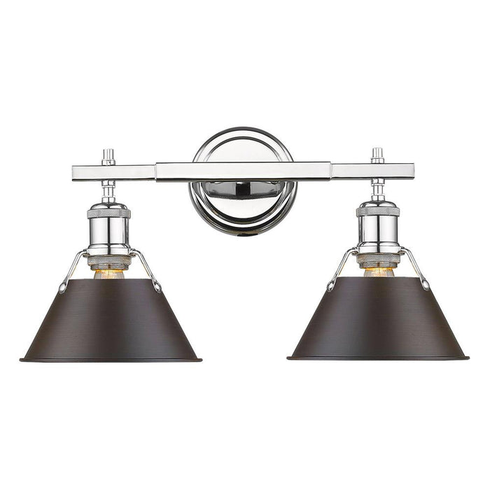 Orwell CH 2 Light Bath Vanity