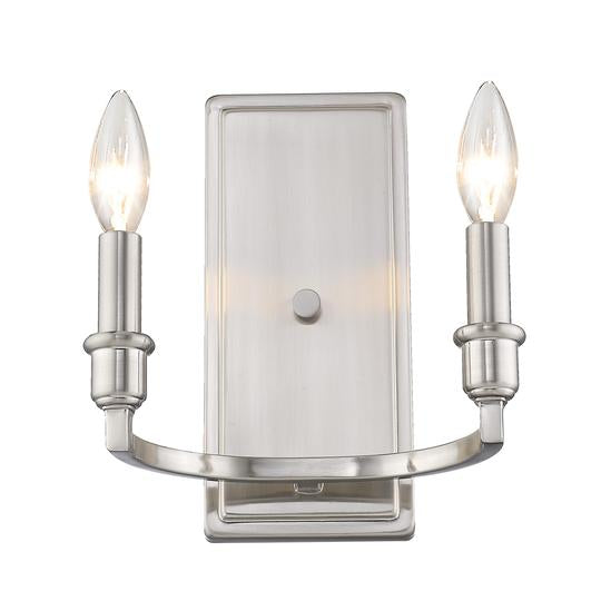 Ellyn 2 Light Wall Sconce